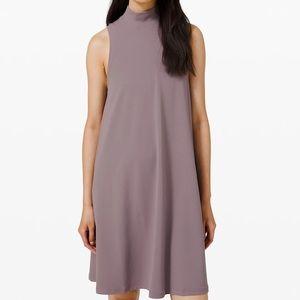 NWT - Lululemon All Aligned A-line Dress - 8